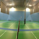 Panoramic Picture Of Our 12 State Of The Art Courts From The East Wall