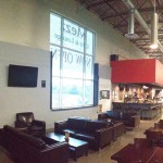 Panoramic Picture Of Our Generous Dining Area @ The Mezz Cafe & Lounge
