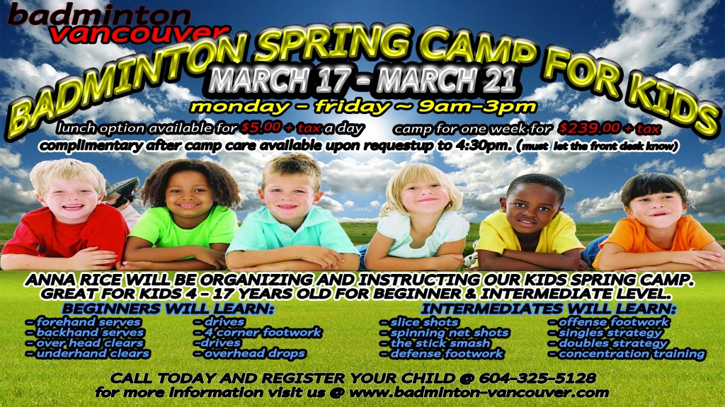 spring camp 2014